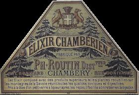 elixir chambérien ph routin distilleur