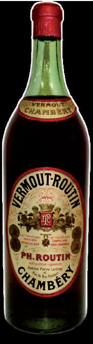 vermouth routin historique