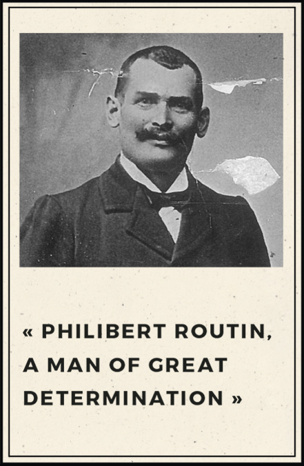 Philibert Routin